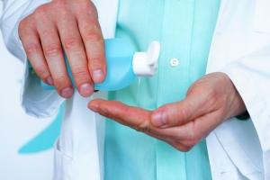 Dezinfectant maini si tegumente